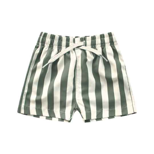 BOLD STRIPES - SWIM SHORTS