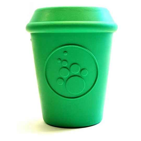 SodaPup Cofee Cup Treat Toy