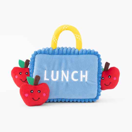 Zippy Burrow – Lunchbox with Apples