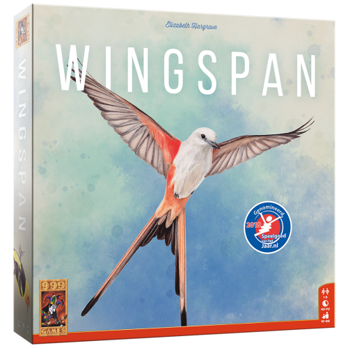 Wingspan - Bordspel 999-WIN01