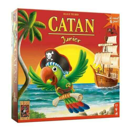 Catan - Junior 999 Games ( kunststof)
