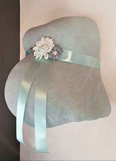 Baby Belly Forever box- Icy blue