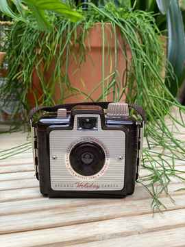 Vintage Camera Codak Cloud