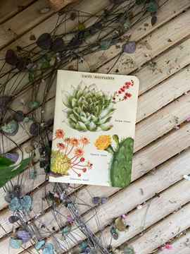 Notebook Cacti Succulents