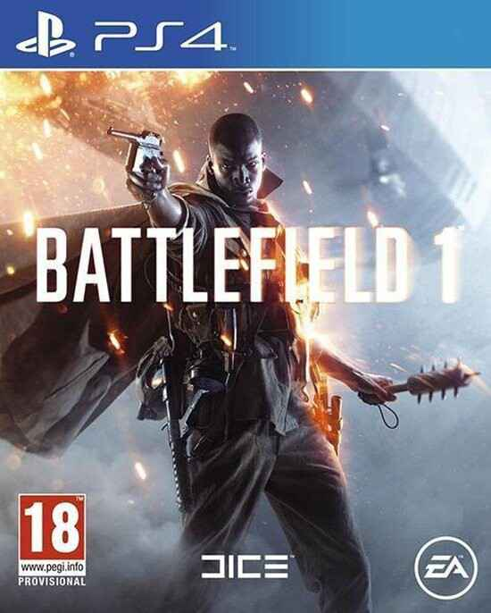 Battlefield 1 - PS4 - art.10005022