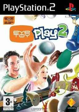 Eye Toy Play 2 - PS2 - art.400417