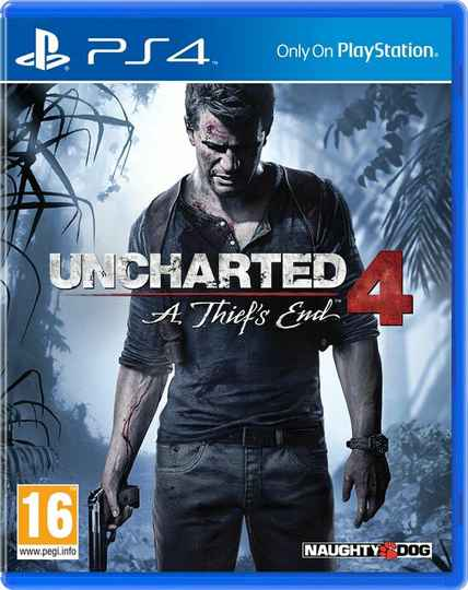 Uncharted 4: A Thief's End - PS4 - art.10005023