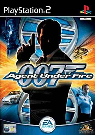James Bond 007 Agent Under Fire - PS2 - art.400416