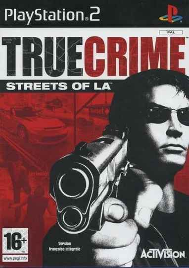 True Crime Streets of LA - PS2 - art.400414
