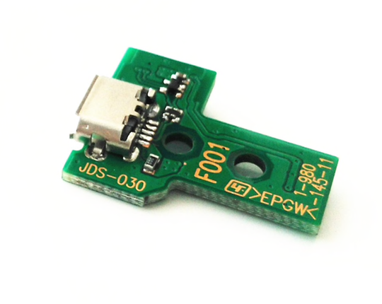 USB oplaad connector JDS 030 - art.125001