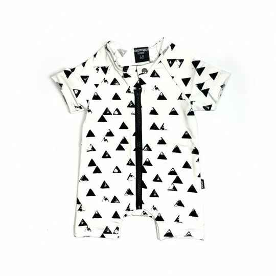 KMDB Playsuit - Summer Triangles