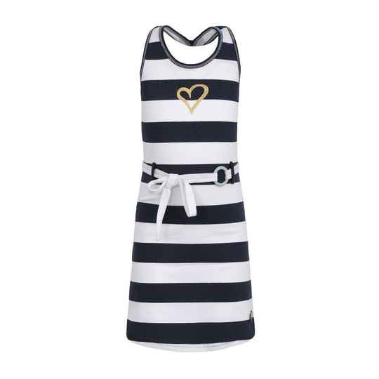 LoFff Fancy Dress - Stripe Blue/White