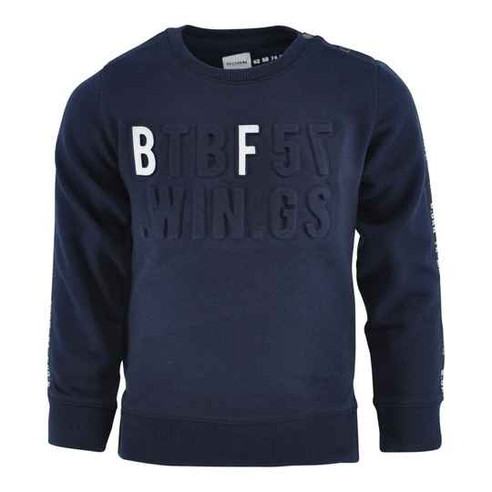 Born to be Famous Sweater Nelson - Navy