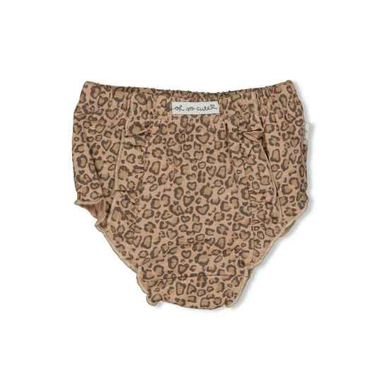 Feetje Bloomer Panther Cutie - Sand