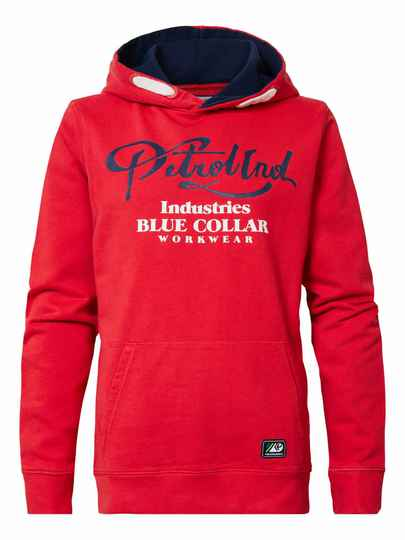 Petrol Industries Sweater - Imperial Red