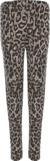 Blue Effect Legging - Leopard