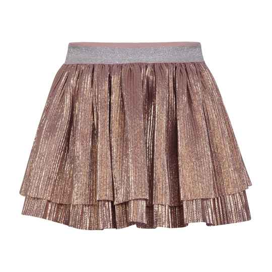Beebielove Skirt Plisé - Rose/Gold