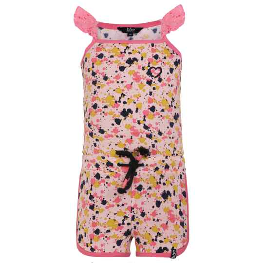 Beebielove Jumpsuit Paint - Multi