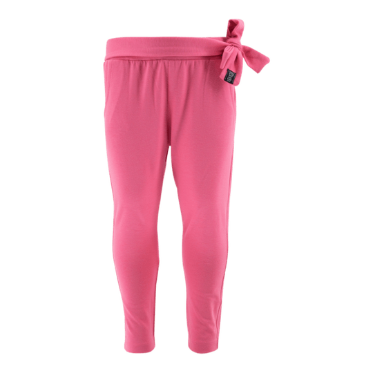BORN to be Famous Baby Broek - Pink