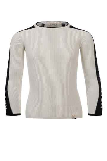 Looxs 10sixteen Knited Pullover - Creamy