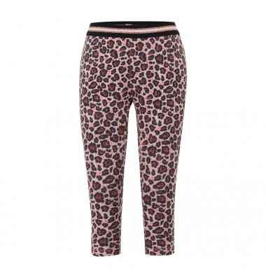 Beebielove  Legging Panter - Pink/Black