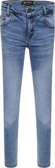 Blue Effect Relaxed Fit Jeans - Light Blue