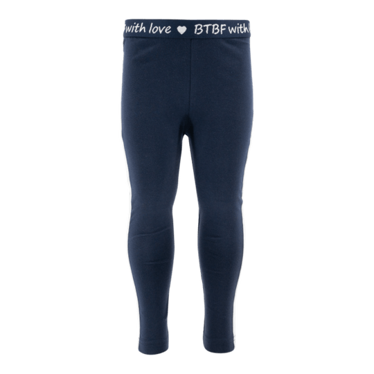 BORN to be Famous  Legging - Navy