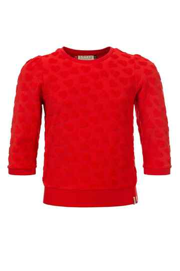 Looxs Sweater - Red Apple