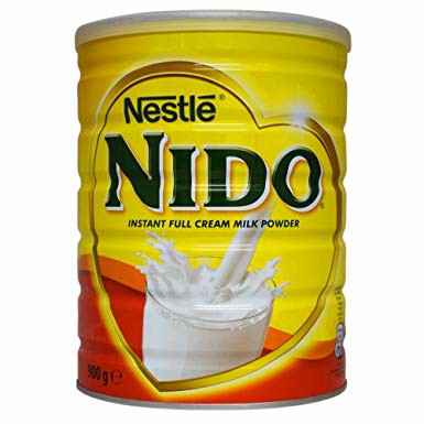 Nestle Nido instant full cream