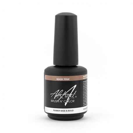 Rubber Base & Build MASK PINK 15ml | Abstract