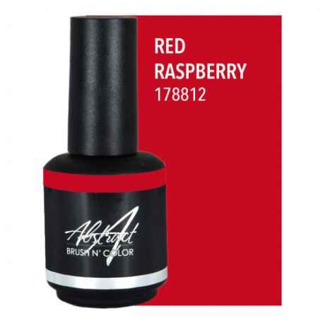 Red Raspberry 15ml | Abstract Brush N Color