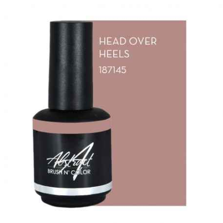 Head Over Heels 15ml   Abstract Brush N Color