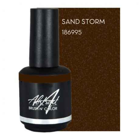 Sand Storm 15ml   Abstract Brush N Color