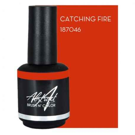 Catching Fire 15ml | Abstract Brush N Color