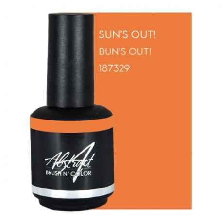 Sun's Out Bun's Out 15ml | Abstract Brush N Color