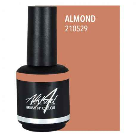 Almond 15ml   Abstract Brush N Color
