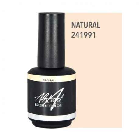 Natural 15ml | Abstract Brush N Color