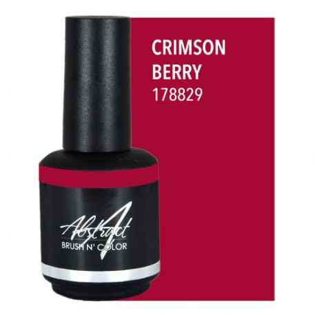 Crimson Berry 15ml | Abstract Brush N Color