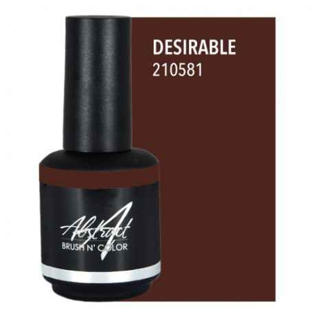 Desirable 15ml   Abstract Brush N Color
