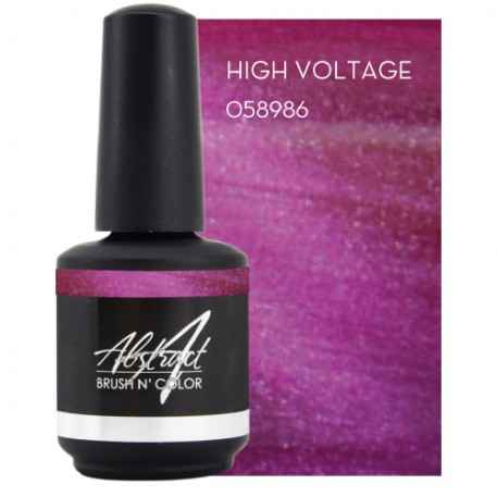 High Voltage15ml Cat Eye | Abstract Brush N' Color