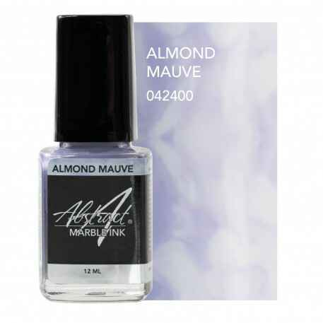 Marble Ink ALMOND MAUVE 12ml   Abstract