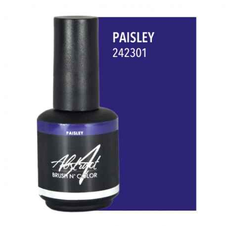 Paisley 15ml | Abstract Brush N Color