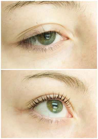 Opleiding Lash_Lift_Brow Wimperlifting