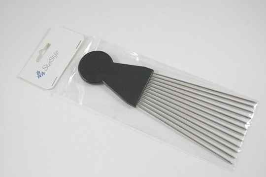 Iron Style Afro Comb