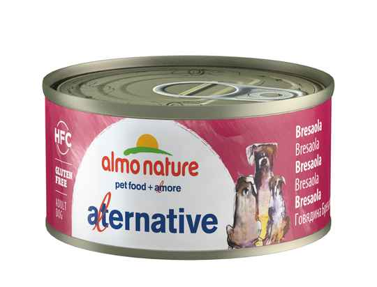 Almo nature HFC dogs Bresaola (24X70G)