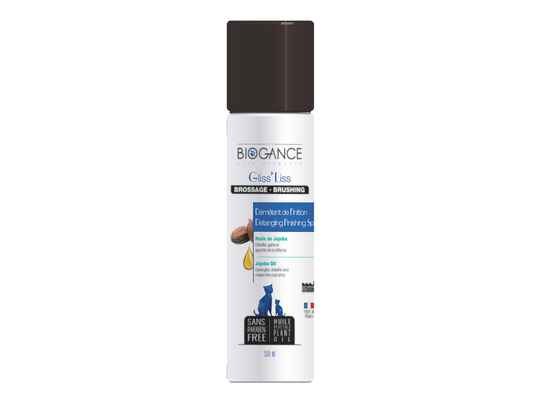 Biogance kat ontklitter spray jojoba 300ml