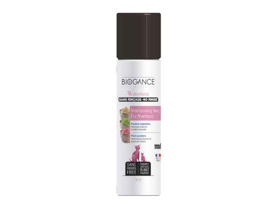 Biogance kat droogshampoo spray 300ml