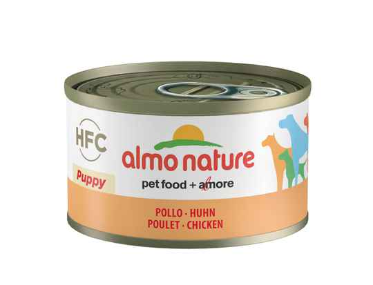 Almo nature HFC dogs puppy kip (24X95G)