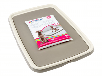 Puppy trainer starter kit XL 94x65cm +7matten