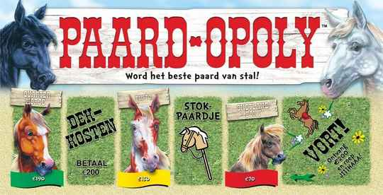 Opoly Paard